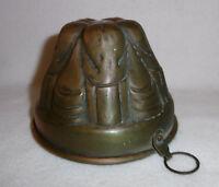 ++  kleinere  Kupfer Backform - Kupfermodel / Kuchenform Ø 12,5 cm ++