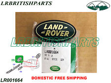 GENUINE LAND ROVER DECAL NAME PLATE REAR BODY SIDE LR2 06-10 NEW LR001664