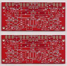 Mosfet 150W+150W power amplifier GB150D PCB !