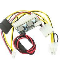 1X DC 160W Pico ATX Switch PSU Car Auto Mini ITX High Power Supply Module 2021