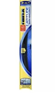 Rain-X Latitude Water Repellency Wiper Blade Combo Pack 24 and 19