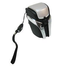 Car Auto Ashtray Ash Tray Holder Cigarette Smoking Cup Portable Lid Black