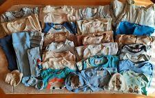 Baby Bekleidung Paket Junge 50/56 neuwertig 31 Teile