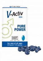 V-Activ for Men 20 Kapseln Potenz Caps Lustverstärker