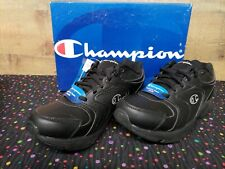Champion 158206 WW Prime Sneakers Black Mens Shoes Size:9W NWB