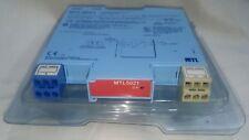 MTL 5021 Loop-powered Solenoid Alarm Driver IIC