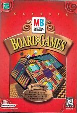Milton Bradley Classic Board Games PC Game (Chess Backgammon Checkers Dominoes)