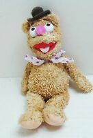 """Fozzie from The Muppet Show. 12"""" Soft Toy Plush Comforter Posh Paws. Excellent"""