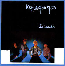 KAJAGOOGOO - Islands - CD (Nick Beggs, Big Apple etc)