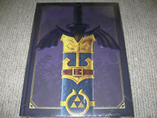 The Legend of Zelda ART & ARTIFACTS Limited Collectors Edition HC Nintendo