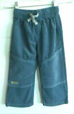 Naartjie Xs 3y corduroy gray pants,elastic waist/pull tie,gored,seamed,knees
