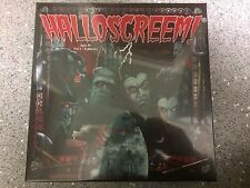 Halloween Party Game / Gift Halloscreem Board Game Rare And Discontinued Rare !!