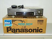 Panasonic NV-HS900 S-VHS Videorecorder in OVP w.NEU. FB&BDA, 2J. Garantie