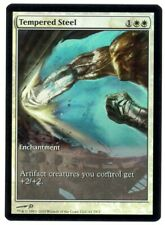 Tempered Steel FOIL - Game Day Promos - MTG Magic The Gathering