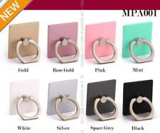 Soportes soporte anillo negro Universal para teléfonos móviles y PDAs