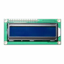 1602 16x2 Character Bleu Afficheur Digital LCD Display HD44780 Module Ecran