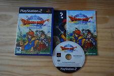 DRAGON QUEST L'ODYSSEE DU ROI MAUDIT pour PlayStation 2
