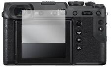 5x Schutzfolie für Fujifilm GFX 50R Display Folie klar Displayschutzfolie