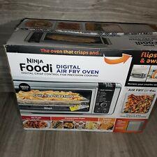 Ninja Foodi SP101 1800W Digital Air Fry Oven - Stainless/Black New in Box