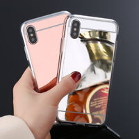 Case For iPhone 11 Pro Max XR X 8 7 6 5 Mirror Tough Protective Hard Phone Cover