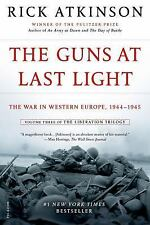 The Liberation Trilogy Ser.: The Guns at Last Light : The War in Western...