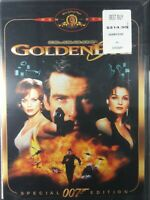 🔥Goldeneye (James Bond 007,DVD) BRAND NEW SEALED - Pierce Brosnan