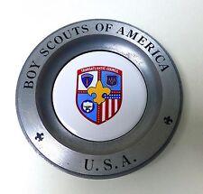 Pfadfinder Teller Boy Scouts of America USA Transatlantic Council, um 1980