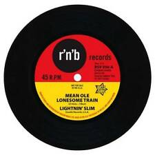 Lightnin' Slim Mean Ole Lonesome Train / Have Your Way R&b Northern Soul 45