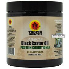 Tropic Isle Living Jamaican Black Castor Oil Protein Conditioner 8 Oz / 226 g
