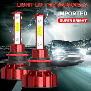 MINI LED Headlight Kit 9006 HB4 6000K Fog Light Bulb LED for ACURA TL 2002-2006