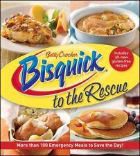 Betty Crocker Bisquick to the Rescue (Betty Crocker Cooking) - Good - Betty Croc