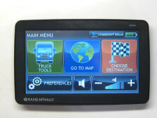 Rand Mcnally IntelliRoute TND 730 LM Truck GPS Lifetime Maps & Wi-Fi W/ Extras