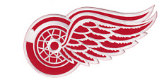 NHL Detroit Red Wings Large front jersey crest patch