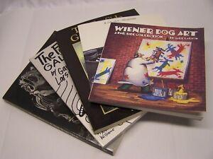 Lot of 5 FARSIDE BOOKS (comics) by Gary Larson