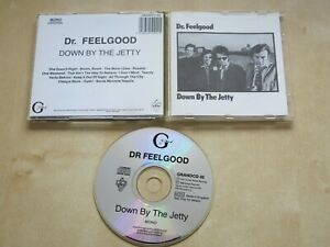 DR FEELGOOD Down At The Jetty - CD album (CD 1009)