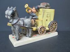 """Hummel The Mail is Here - Mail Coach #226 4-1/2"""" x 6-1/4"""""""
