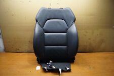 Orig Audi A6 4F Sportsitz Glatt Leder schwarz vorne Rechts Rücken Elektrisch