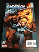 Marvel Comics Ultimate Fantastic Four Issue # 21 Comic Book Crossover Part 1