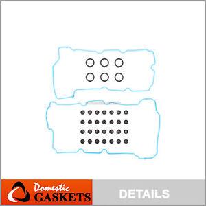 05-07 Ford Five Hundred Freestyle Mercury Montego 3.0L Valve Cover Gaskets VIN 1