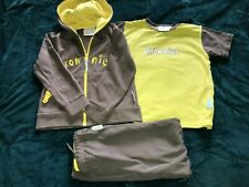 3 Item BROWNIE Budget UNIFORM  ~ Age Guide 7- Small 8 ~