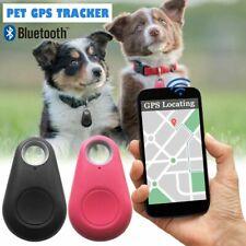 Gps Tracker Haustier Schlüssel Smart Bluetooth GPS Locator- Schwarz