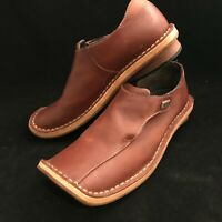Unique Hand Made BRONX SIDERS Leather Shoes sz 9