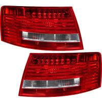 LED Rückleuchten Heckleuchten Set für Audi A6 4F C6 Bj. 04-08 nur Limousine