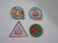 Lot de 4 jeux à billes vintage labyrinthe & flippers de poche années 80/90/2000