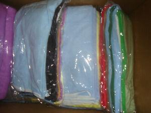 3.000g Mikrofasertücher Reinigungstücher Mixpaket ca. 60-80 Stück Sonderposten+