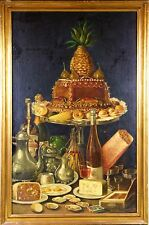 STILL LIFE PRODUCTS FROM AMERICA. O/L. MANUEL CUYÀS AGULLO. PUERTO RICO. 1902.