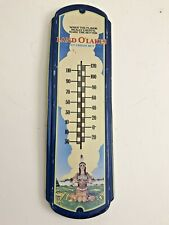 """Vintage Land O' Lakes Milk Butter Metal Thermometer Advertising Sign 27"""""""