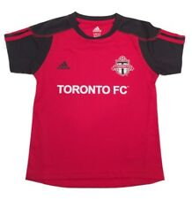 Toronto FC adidas Red MLS Soccer Call Up Replica Team Jersey Kids Small Age 4
