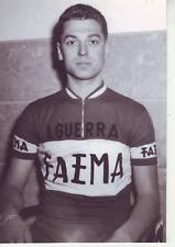 CYCLISME carte cycliste RIK VAN LOOY (B) équipe GUERRA FAEMA coups de pédales