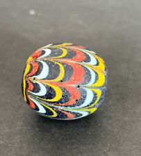 Alte Glasperle, ,Old Glass Bead Indonesien Java China Tibet Nepal 1中国西藏 (A401)